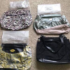 Miche purse body and covers